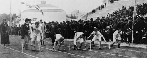 1896 mens 100 metre sprint athens
