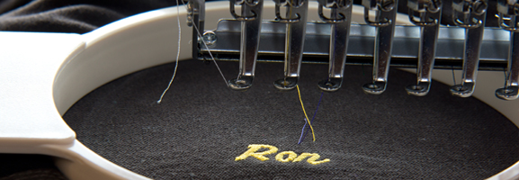 Printing and Embroidery