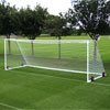Harrod UK Freestanding Heavyweight Steel Football Posts 24ft x 8ft