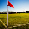 Ziland Pro Corner Posts and Flags 4 Set