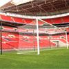 Harrod UK 3G Socketed Stadium Football Posts 21ft x 7ft