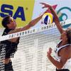 Mikasa Beach VLS300 Volleyball