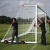 Harrod UK 3G Football Portagoals 24ft x 8ft