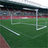 Harrod UK 3G Demountable Football Portagoals 24ft x 8ft
