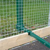 Harrod UK 3G Fence Folding Football Posts 21ft x 7ft