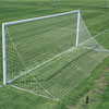 Harrod UK Straight Back Profile Football Nets 21ft x 7ft