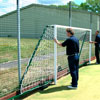 Harrod Sport 3G Fence Folding Football Posts 12ft x 6ft