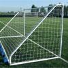 Harrod UK Freestanding Steel Heavyduty Football Post Nets 12ft x 6ft