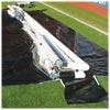 Harrod Sport 3G Foldaway Euro Football Portagoals 24ft x 8ft