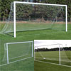 Harrod UK Standard Profile Socketed Football Post Nets 16ft x 7ft