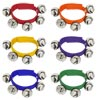 PLAYM8 Jingle Ankle Band 6 Pack