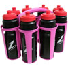 Ziland Bottle Carrier and Water Bottles 8 Set