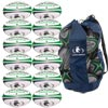 Centurion Nemesis Training Rugby Ball 12 Pack