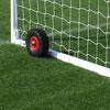 Harrod UK Freestanding Heavyweight Steel Football Posts 16ft x 7ft