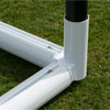 Harrod Sport 24ft x 8ft 3G Euro Football Portagoals