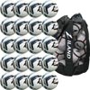 Ziland Pro Trainer Football 20 Pack