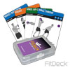 FitDeck Medicine Ball Cards