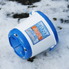 Rock Salt Grit Spreader Shaker Hand Held Path Clearer Snow Ice