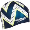 Speedo Senior Slogan Print Swimming Cap