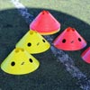 Ziland Giant Sports Marker Cone 20 Set