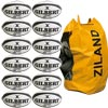 Gilbert G TR4000 Trainer Rugby Ball Black