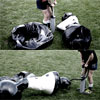 Shadowman Rugby Tackle Bag