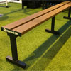Harrod UK 2.4m Freestanding Team Bench