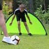 Ziland 5ft x 2.5ft Pro Pop Up Football Goals