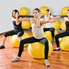 Apollo Stability Gym Swiss Ball 65cm