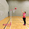 Harrod UK Telescopic Netball Post