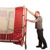 Continental Safelift Roller Stands