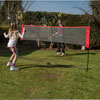 Mitre 5 In 1 Multisports Net And Post Set