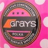 Grays Polka Hockey Ball