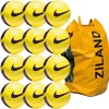 Nike Pitch Training Football 12 Pack Yellow