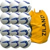 Ziland Velocity Training Football 12 Pack