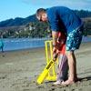 Elders Beach Cricket Set