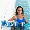 Apollo Aqua Swim Dumbbell 2 Pack