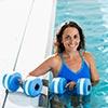 Apollo Aqua Swim Dumbbell 2 Pack