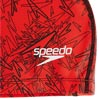 Speedo Boom Ultra Pace Swimming Cap Red/Black