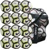 Nike Strike Team Match Football 12 Pack Volt