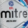 Mitre Delta Legend Hyperseam Mini EFL Football