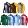 Nike Striped Division III Long Sleeve Senior Football Shirt