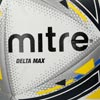 Mitre Delta Max Pro Match Football White