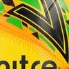 Mitre Delta Plus Pro Match Football Yellow