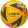 Mitre Ultimatch Plus Match Football Yellow