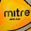 Mitre Impel Plus Training Football Yellow