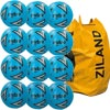 Mitre Impel Training Football Blue