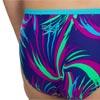 Speedo Colour Melt Crop Top 2 Piece Swimsuit Ultrasonic/Turquoise