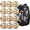 Mitre Impel Plus Training Football White 12 Pack