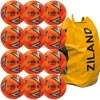 Mitre Impel Plus Training Football Orange 12 Pack